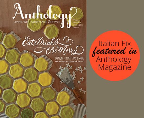 anthology Cinque Terre