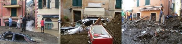 Monterosso Cinque Terre Floods