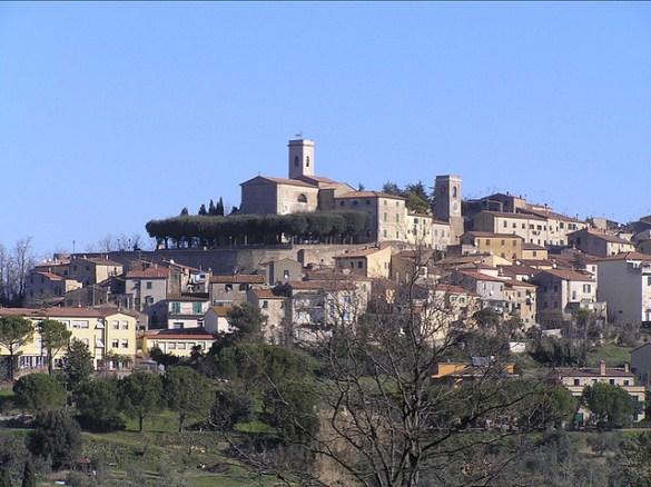 Montescudaio