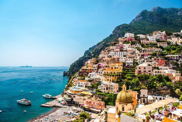 amalfli coast italian fix