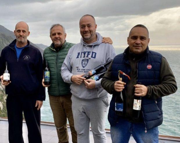 Cinque Terre winemakers