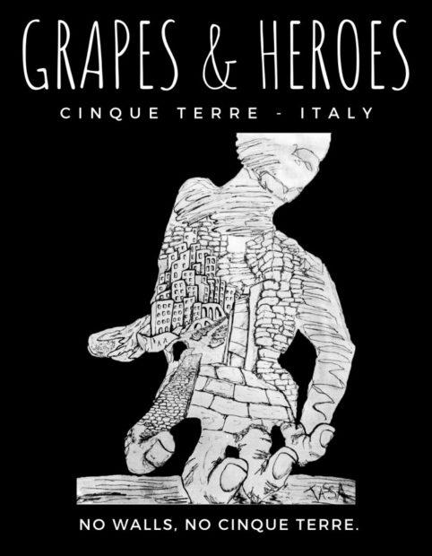 Grapes and Heros Logo