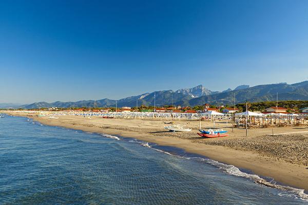 Coastal Towns Italy Forte dei Marmi