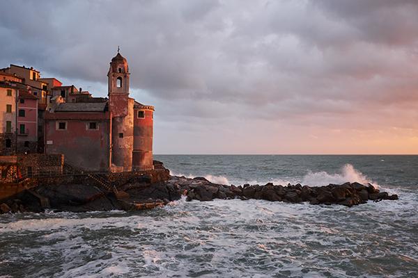 Coastal Towns Italy Tellaro