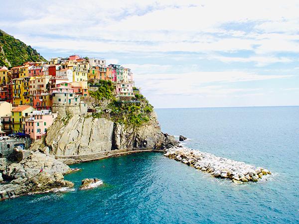 Coastal Towns Italy the Cinque Terre