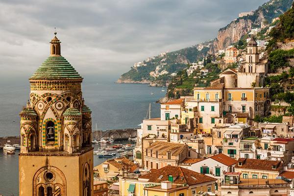 Coastal Towns Italy Amalfi