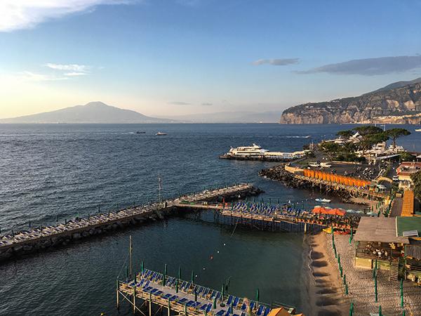 Coastal Towns Italy Sorrento