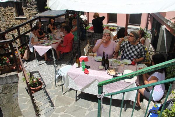 Italian Riviera Wine Tasting