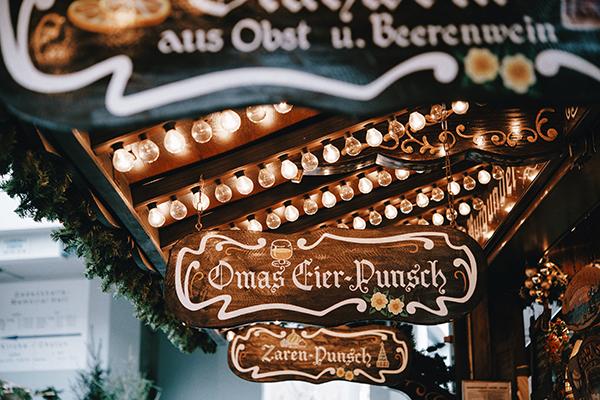 Italy Christmas Market German Influence