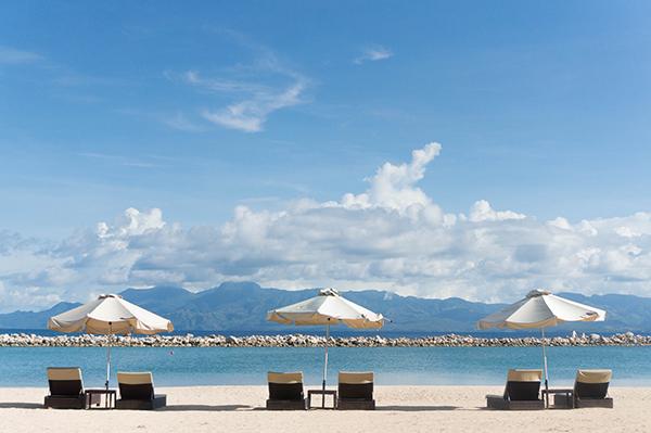 Open Letter Hospitality Industry Beach umbrellas