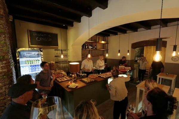 CiPASSO Vineria restaurants in Rome