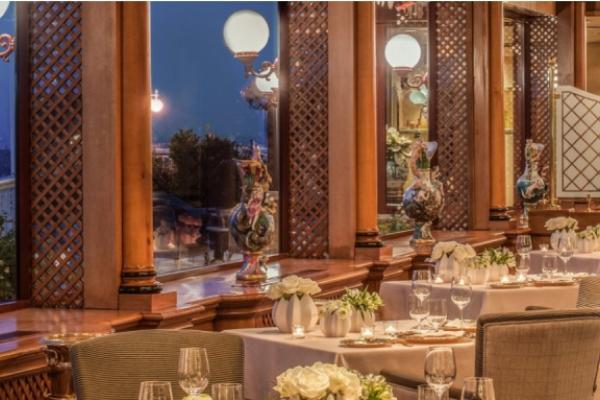 la pergola the best restaurants in rome