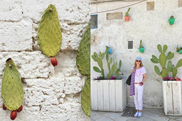 Solo female traveler in Puglia