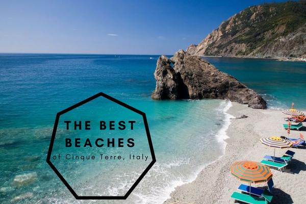 Best Beaches Cinque Terre Monterosso