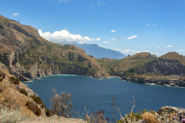 punta campanella hiking amalfi coast