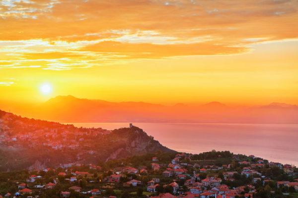 tre calli agerola hiking amalfi coast