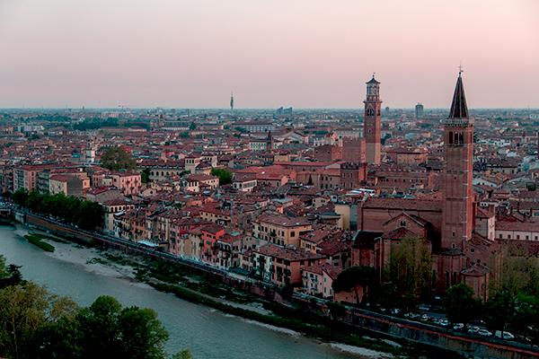 Italy 2020 in Verona