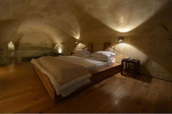 matera-italy-cave-hotel-master-bedroom