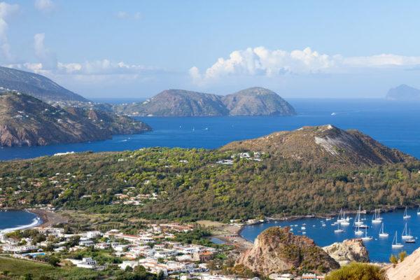 top spots southern italy aeolian islands lipari sicily