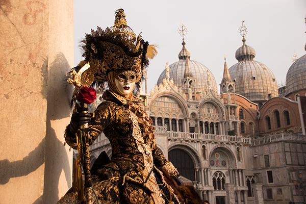 venice flooding Venetian opera
